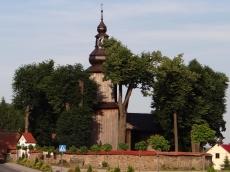 Kościół św. Antoniego w Męcinie