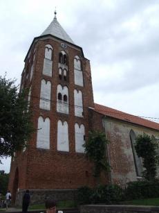Kościół św. Elżbiety i św. Wojciecha w Miłakowie