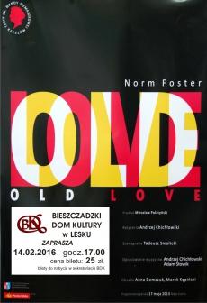 Spektakl Teatru im. Wandy Siemaszkowej w Rzeszowie pt. OLD LOVE