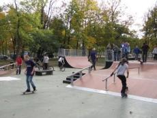 Skatepark, Nyska Extremlandia
