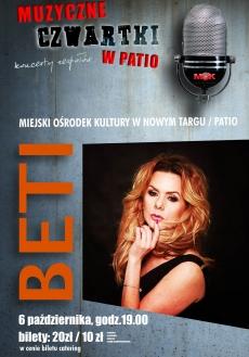 "Beata ""Beti"" Bełtowska w MOK"