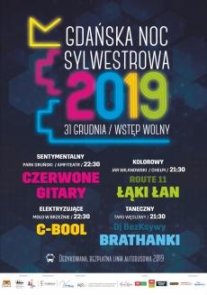 Gdańsk - Sylwester w Gdańsku!
