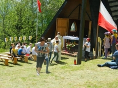 Góra Groń. Sanktuarium Pamięci Czynu Żołnierskiego AK