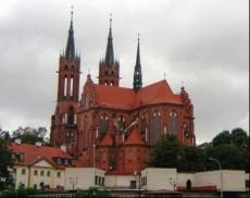 Zespół Bazyliki Archikatedralnej Wniebowzięcia Najświętszej Maryi Panny