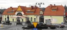 Zespół dworca kolejowego