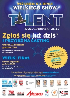 Talent Sandomierski 2017