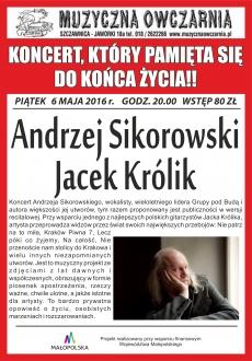 WEEKEND RODZINY SIKOROWSKICH Andrzej Sikorowski, Jacek Królik