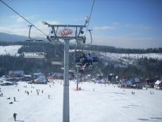 Wyciągi narciarskie - Poronin