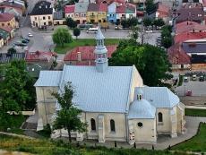 Późnogotycki kościół parafialny św. Bartłomieja