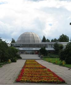Planetarium w Olsztynie