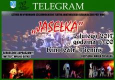 Spektakl Teatralny - Jasełka