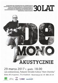 Koncert De Mono
