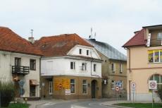 Zabytkowy Rynek w Staszowie