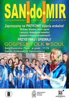 SAN-do-MIR - chór gospel&folk