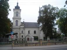 Kościół pw. Wniebowzięcia NMP we Włoszczowie