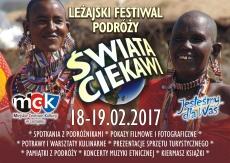 """""""Świata ciekawi. Leżajski Festiwal Podróży"""""""