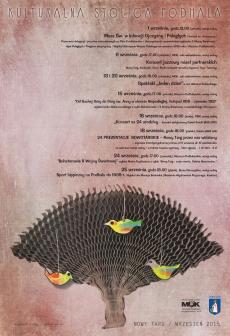 Kulturalna Stolica Podhala - 24 Prezentacje Nowotarskie - NOWY TARG przez nas widziany od 18.09 - 19.10.2015