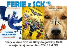 Ferie w kinie SCK