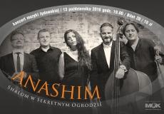 Koncert zespołu Anashim