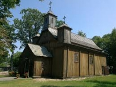 Kościół w Barcicach