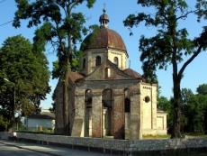 Cerkiew św. Jerzego w Cieszanowie