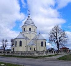 Dawna Cerkiew greckokatolicka w Starym Lublińcu