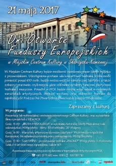 Dni Otwarte Funduszy Europejskich w MCK