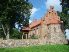 Kościół w Burkacie