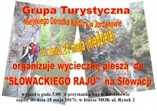 Wycieczka piesza do Słowackiego Raju