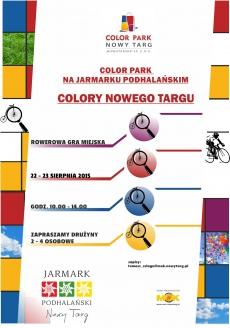 Colory Nowego Targu Rowerowi Detektywi  - rowerowa gra miejska - ETAP 2