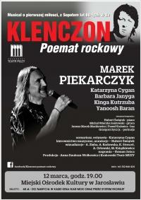 KLENCZON- Poemat Rockowy