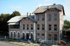 Dworzec kolejowy w Ostrowcu Świętokrzyskim