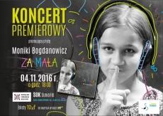 Koncert Moniki Bogdanowicz