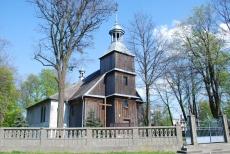 Kościół pw. Świętego Wawrzyńca w Grojcu