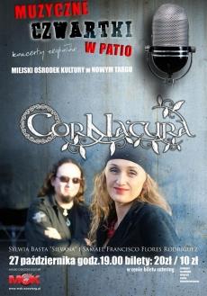 CorNatura w ramach Muzycznych Czwartków w Patio