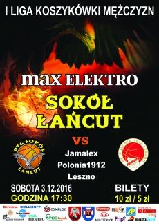 I ligowe spotkanie PTG Sokół vs Jamalex Polonia 1912 Leszno