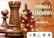 Mikołajkowy Turniej Szachowy
