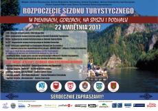 Rozpoczęcie Sezonu Turystycznego w Pieninach, Gorcach, na Spiszu i Podhalu
