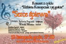 Koncert z cyklu Elżbieta Konopczak i jej goście