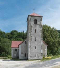 Kościoł w Bielicach
