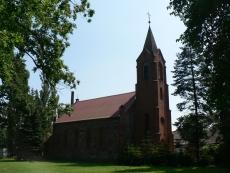 Kościół Ewangelicko – Augsburski św. Krzyża w Nidzicy