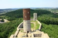Góra Zamkowa w Chęcinach