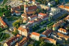 Stare Miasto w Bartoszycach