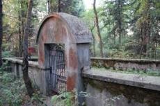 Cmentarz żydowski w Stróżówce