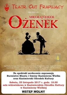 """""""OŻENEK"""" w Kazimierzy Wielkiej"""