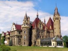 Zespół Pałacowo–Parkowy Moszna
