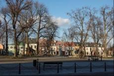 Rynek miejski w Krasystawie
