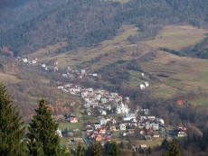 Kapliczki przydrożne – miejsca kultu religijnego dawnych mieszkańców Szlachtowej i Jaworek