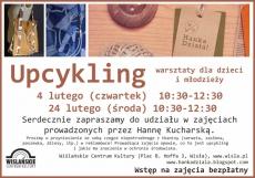 Upcykling - warsztaty