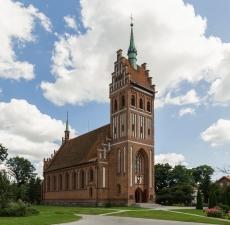 Kościół Najświętszego Serca Pana Jezusa w Górowie Iławieckim